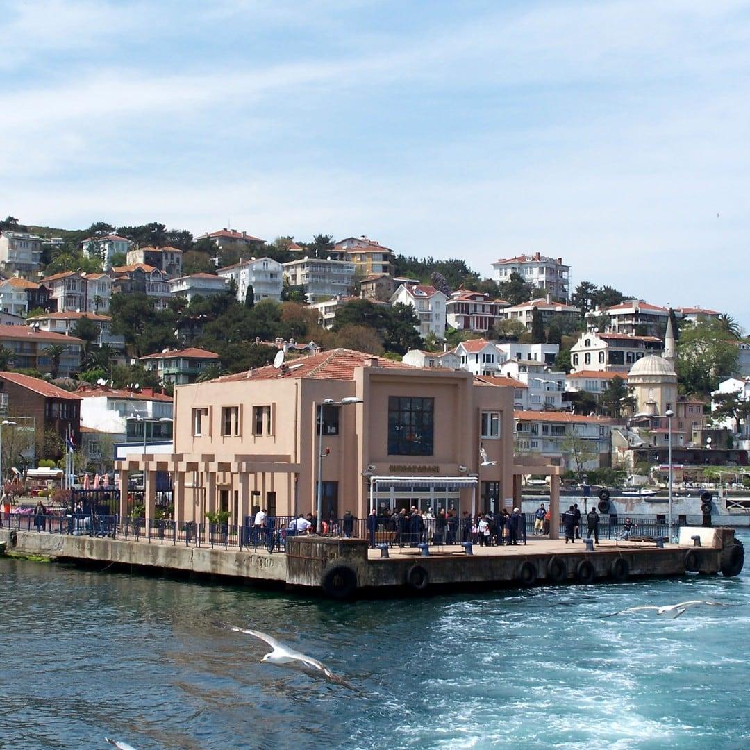 Istanbul_Fyrsteøerne
