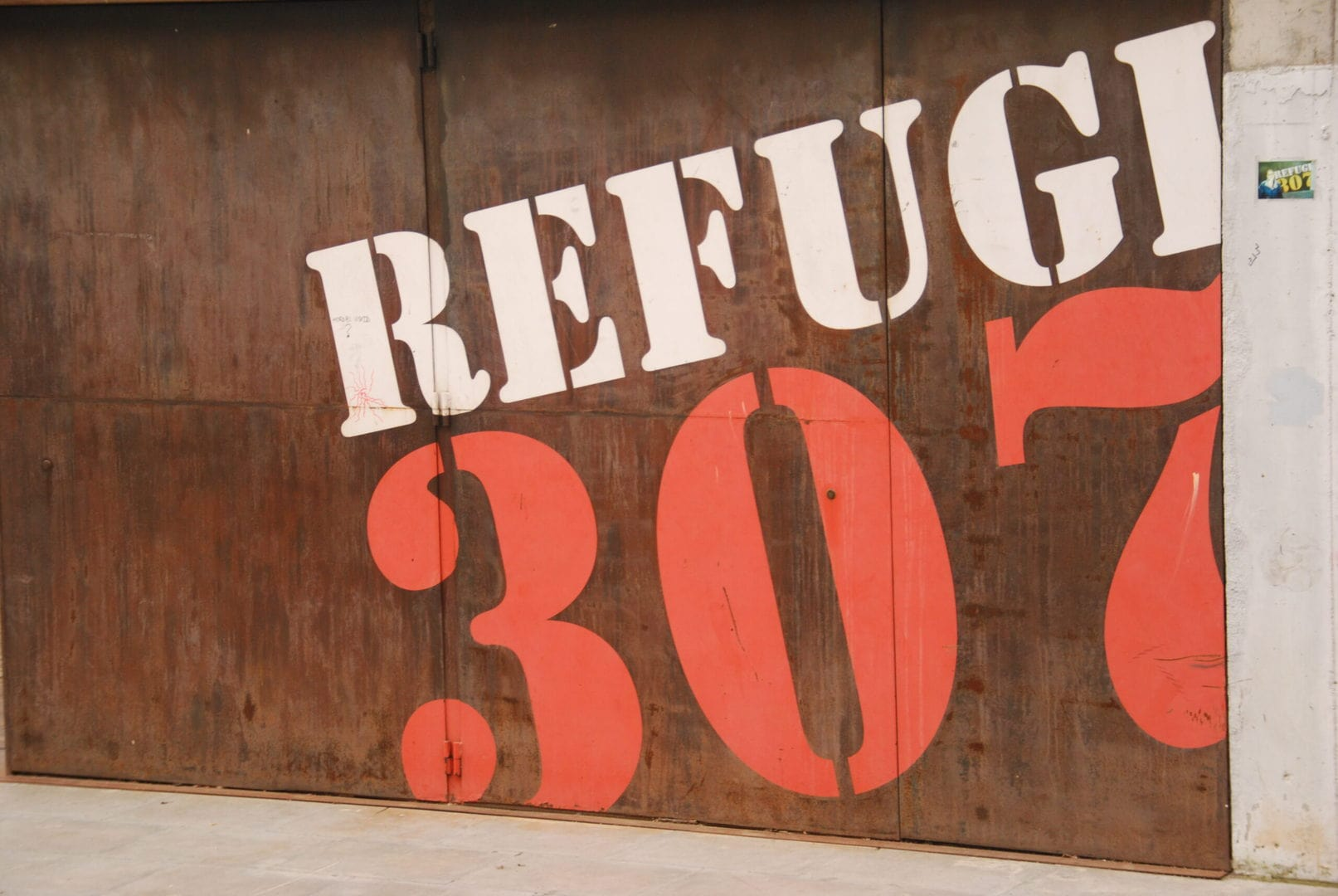 Studietur Barcelona Refugi 397