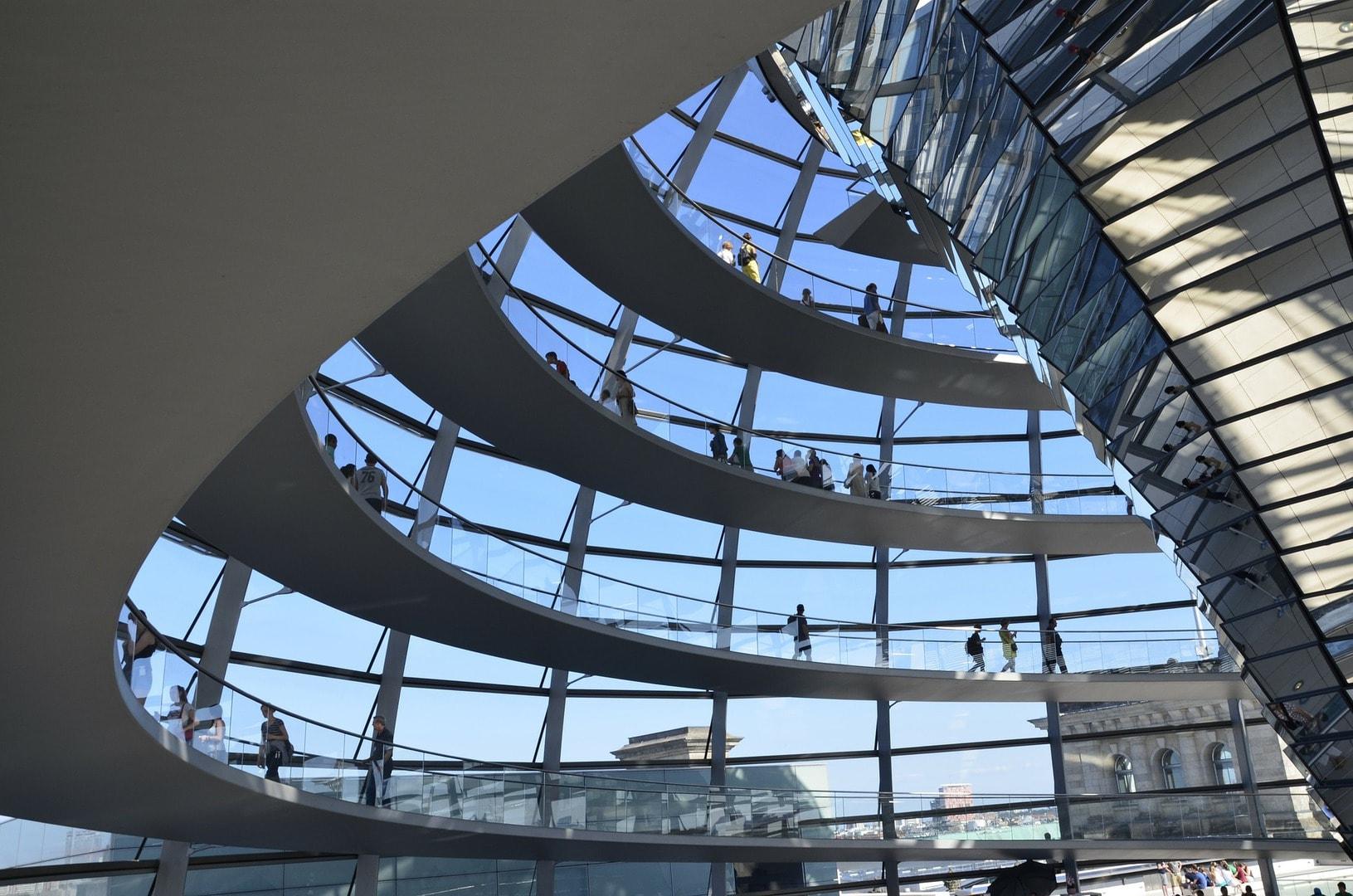 Studietur Berlin Reichstag
