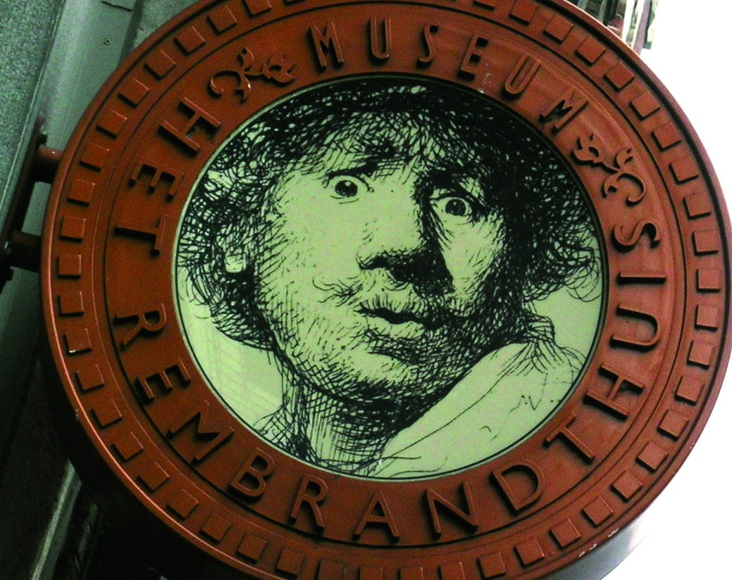 Studietur Amsterdam Rembrandt