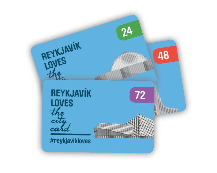 Studietur Island Reykjavik City Card