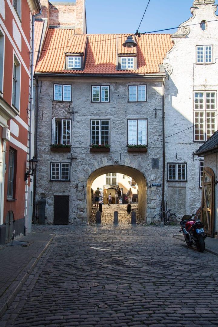 Riga_skattejagt_studierejser_alfatravel