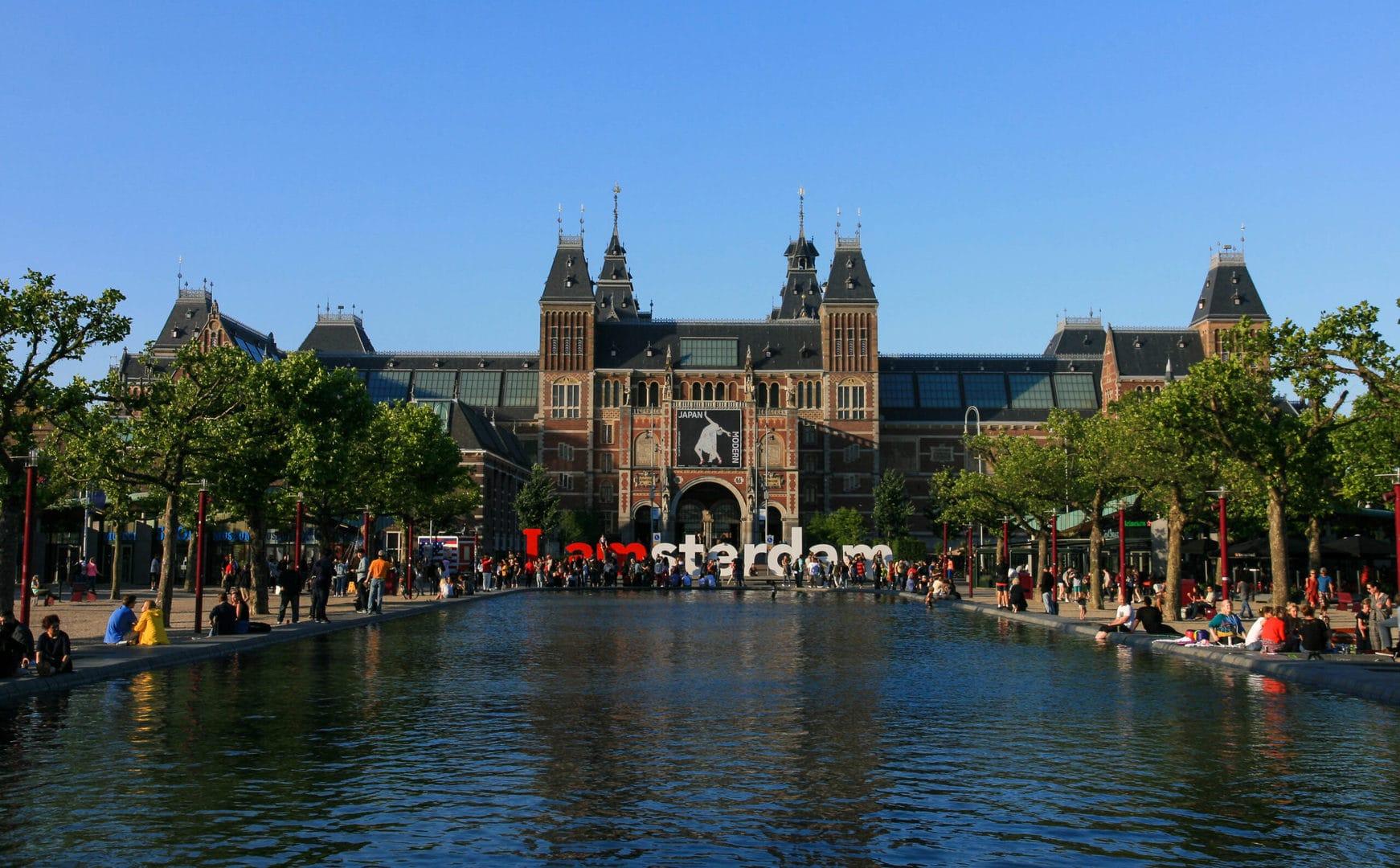Studietur Amsterdam Rijksmuseum