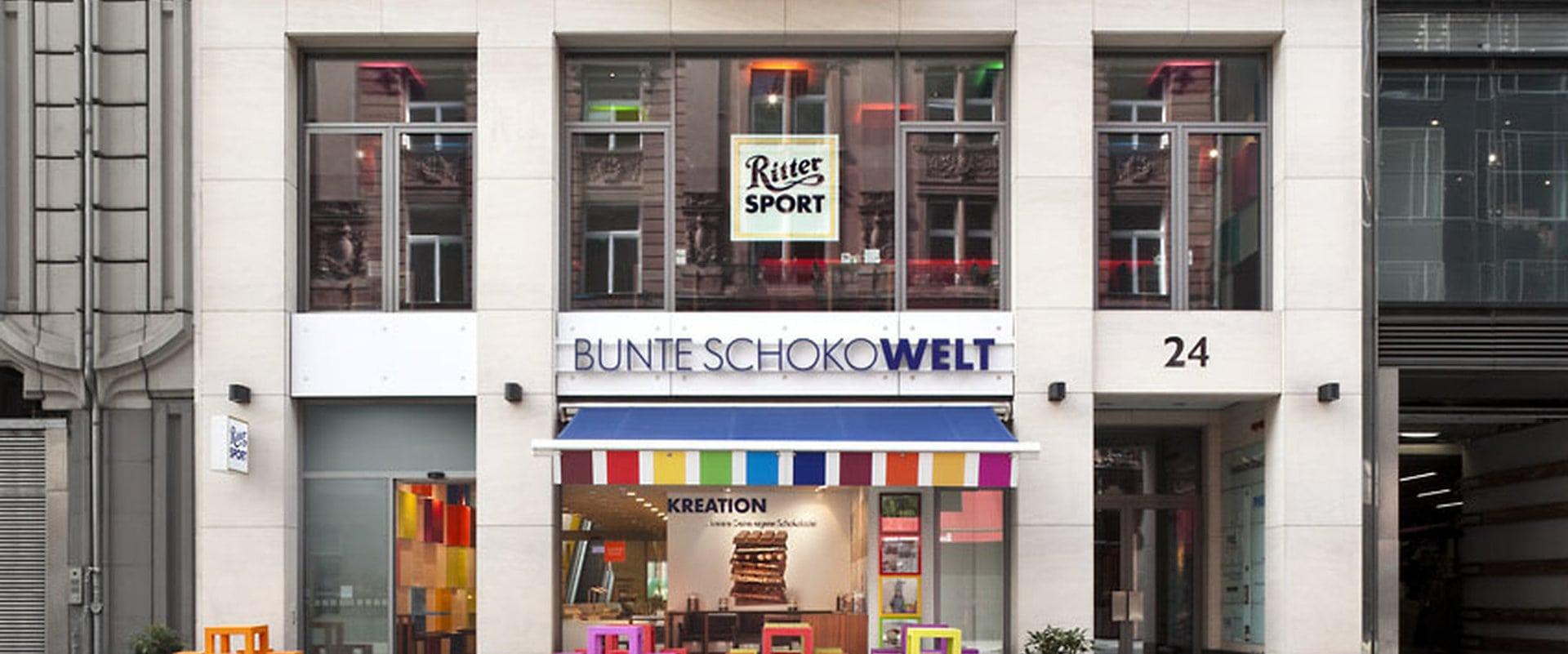 Studietur Berlin Ritter Sport