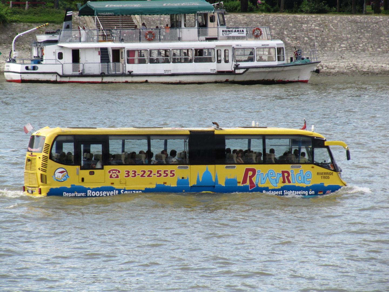 Studietur Budapest Riverride