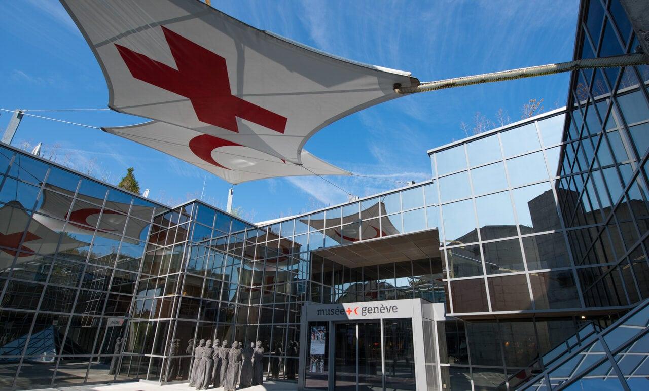 Studietur Geneve Røde Kors Museum