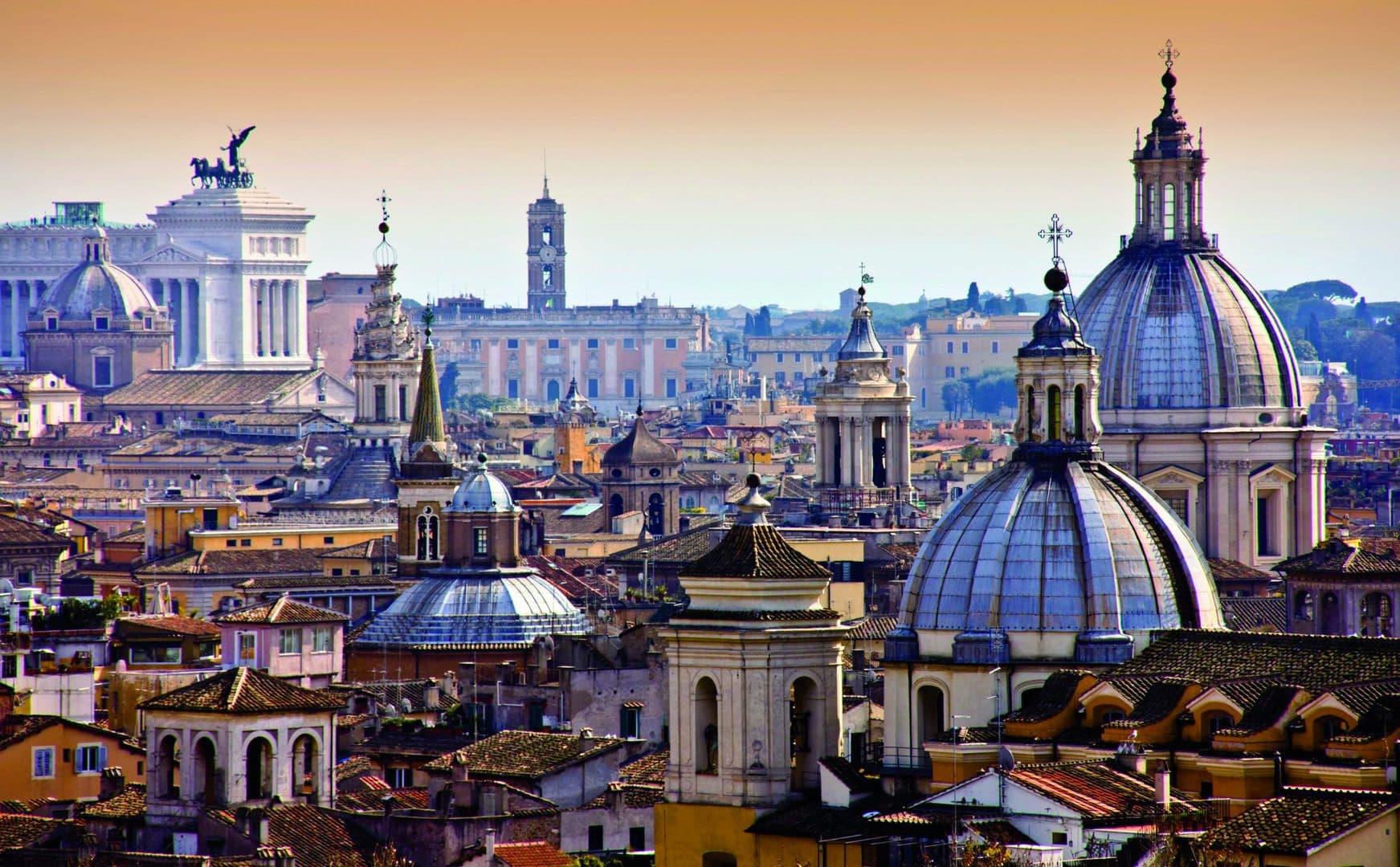 Kirker Basilika Rom Studiebesøg
