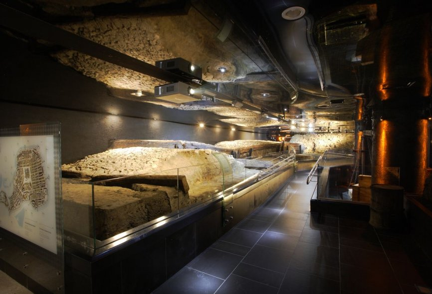 Rynek_underground_Museum_studierejser_alfatravel
