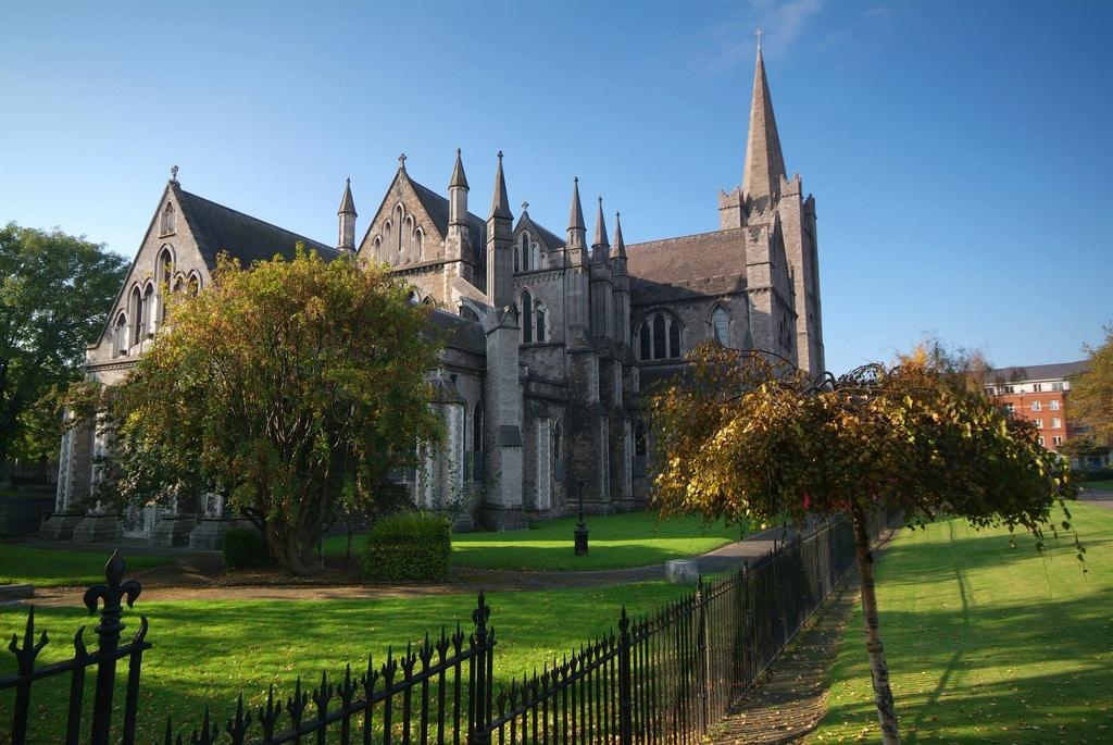 Studietur Dublin St Patricks Cathedral