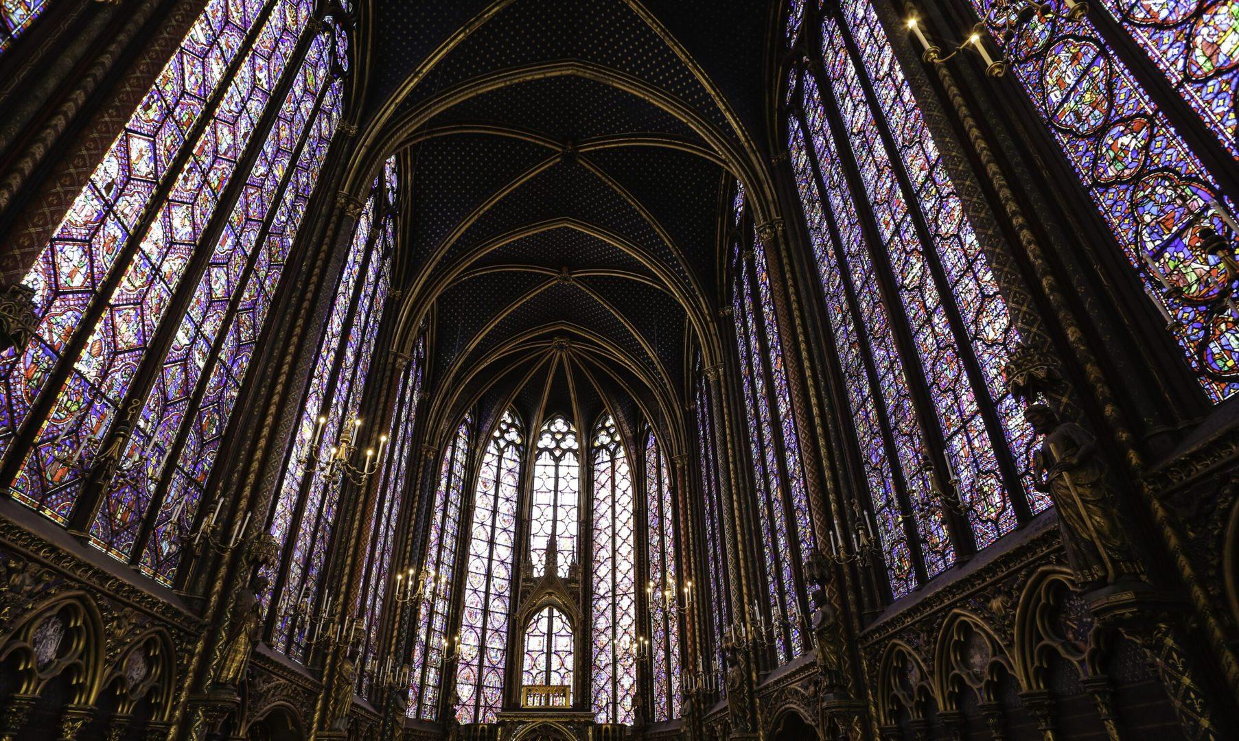 Studietur Paris Saint Chapelle
