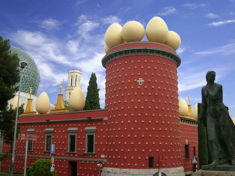 Studietur Barcelona Salvador Dali