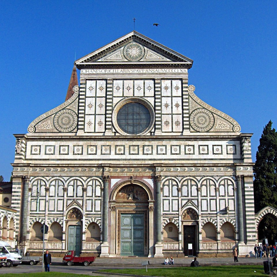 Studietur Firenze Santa Maria Nouvella