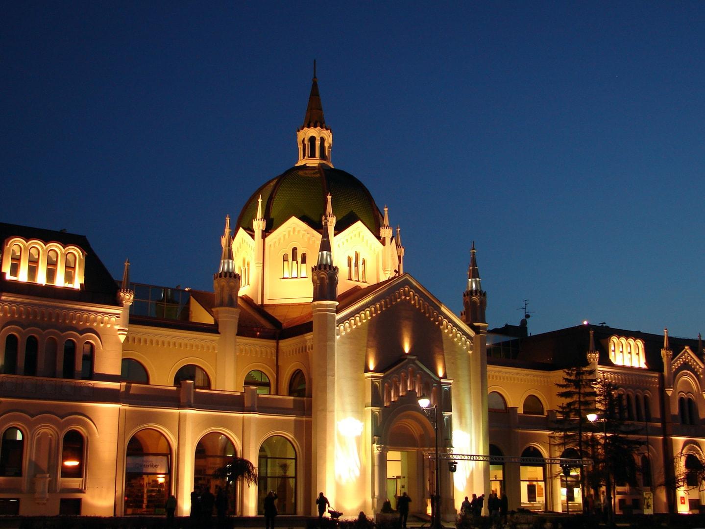 Studietur Sarajevo Faglig vinkel