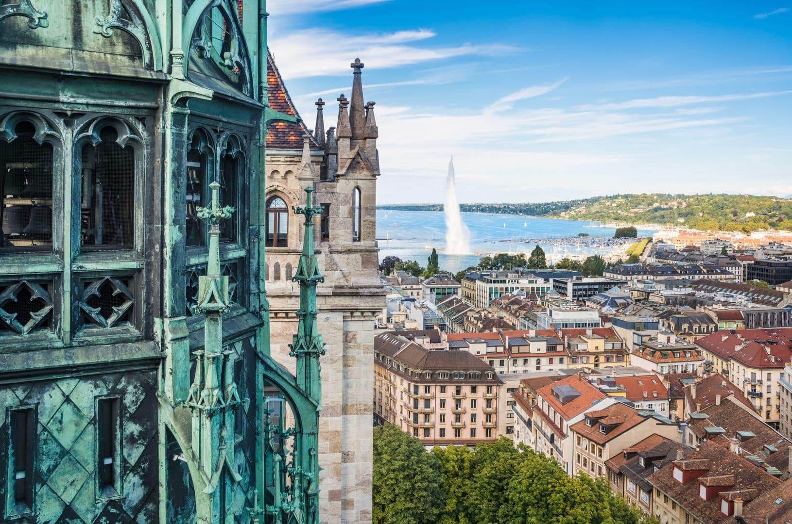 Studietur Geneve