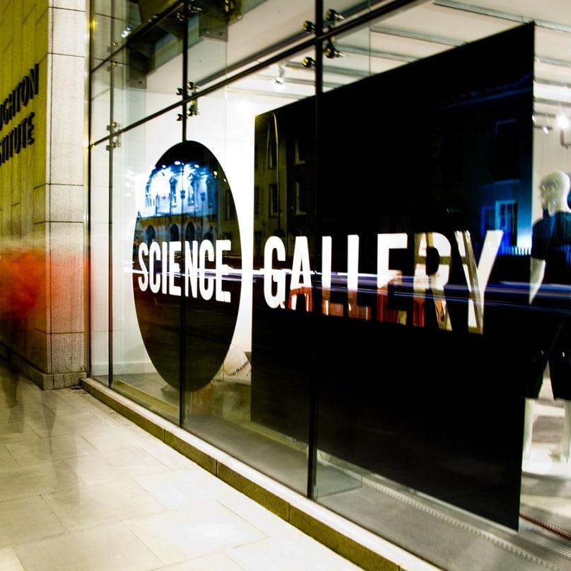 Studietur Dublin Science Gallery