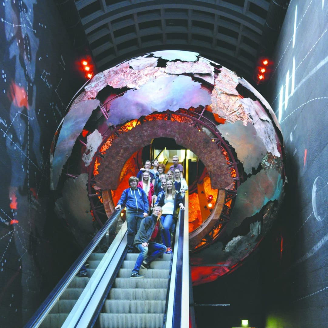 Studietur London Science Museum