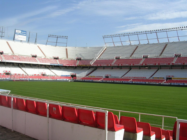 Studietur Sevilla Stadion
