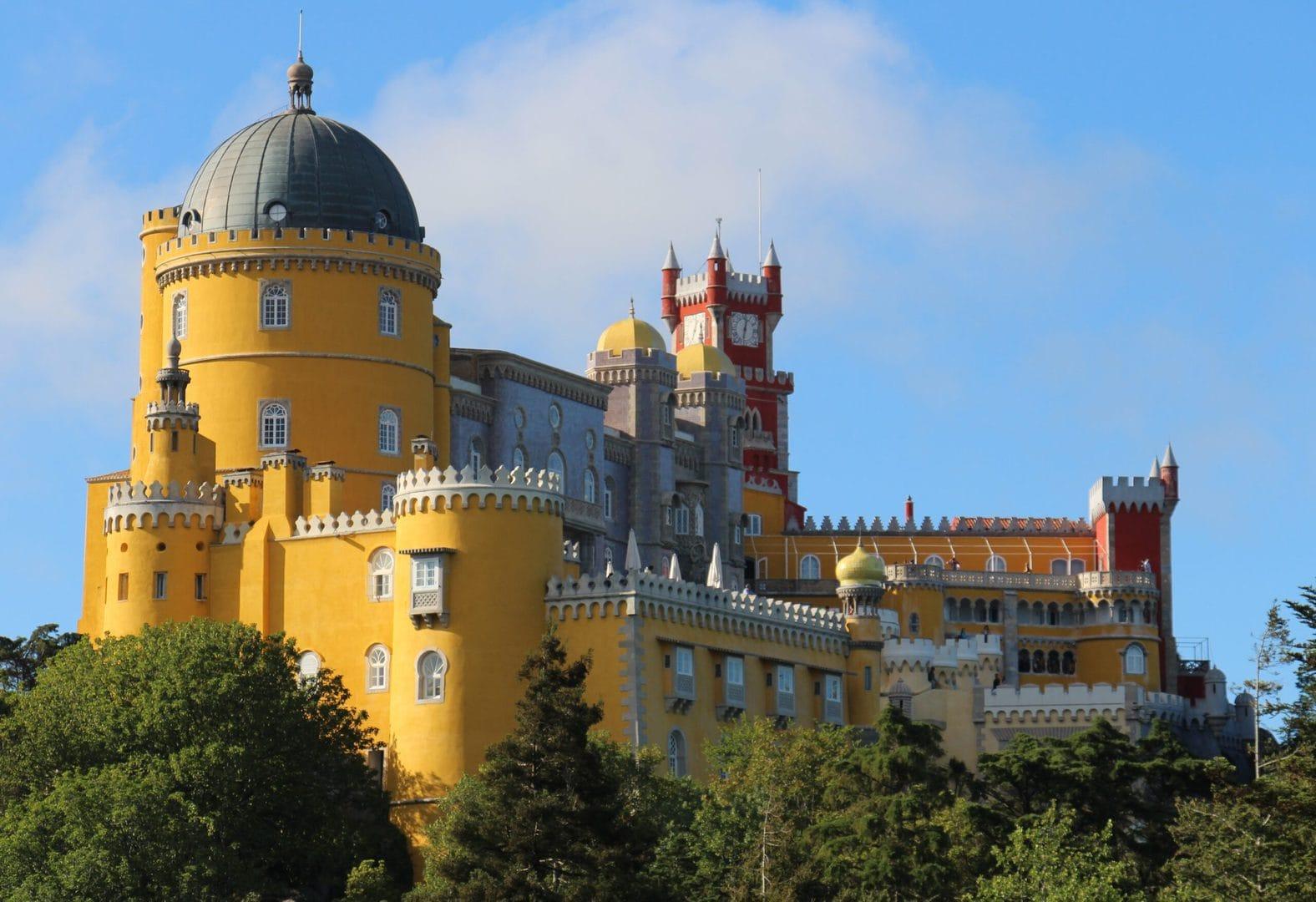 Studietur Lissabon Sintra