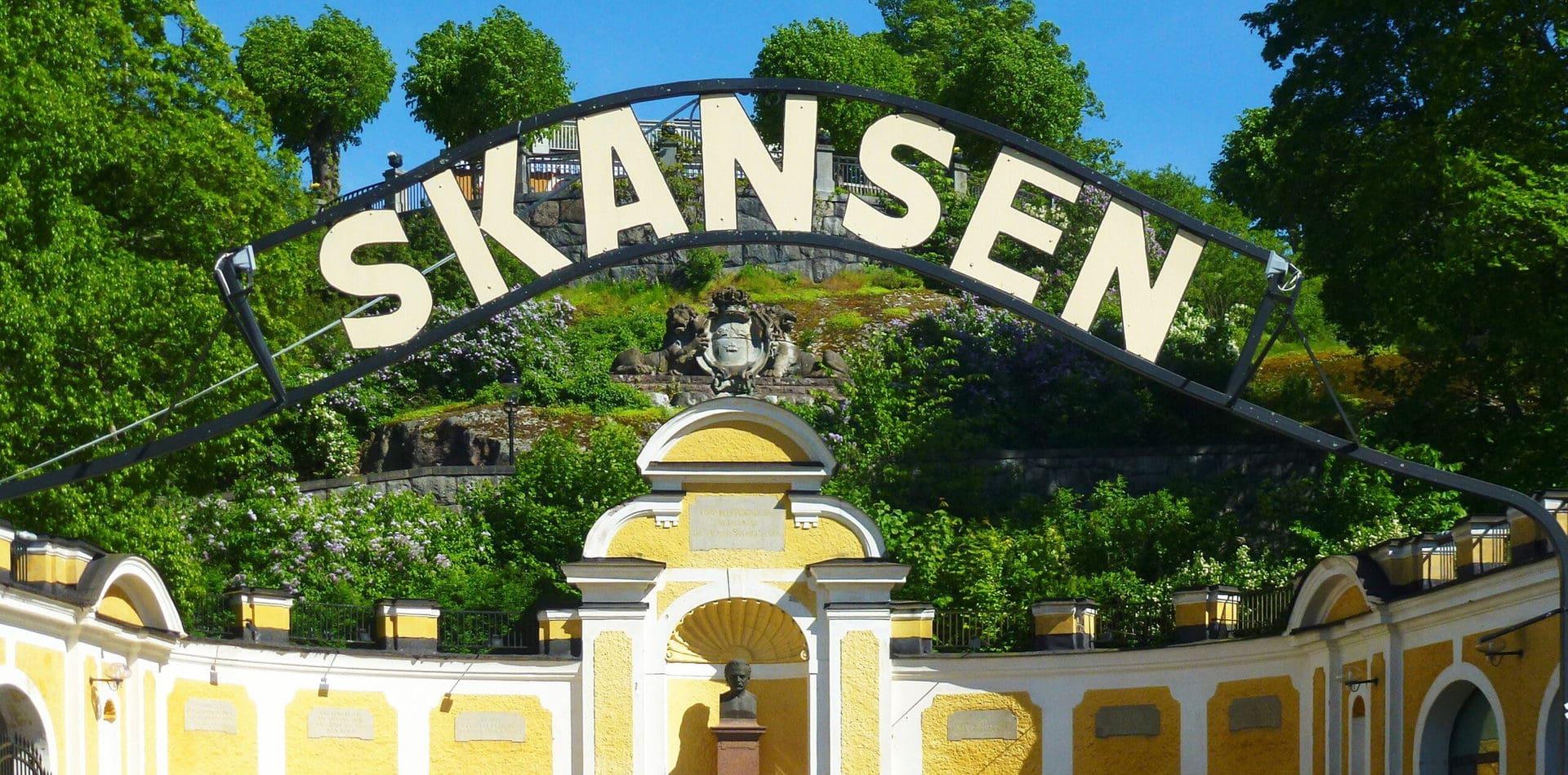 Studietur Stockholm Skansen