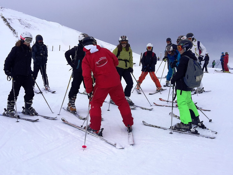 Studietur Neukirchen skiskole