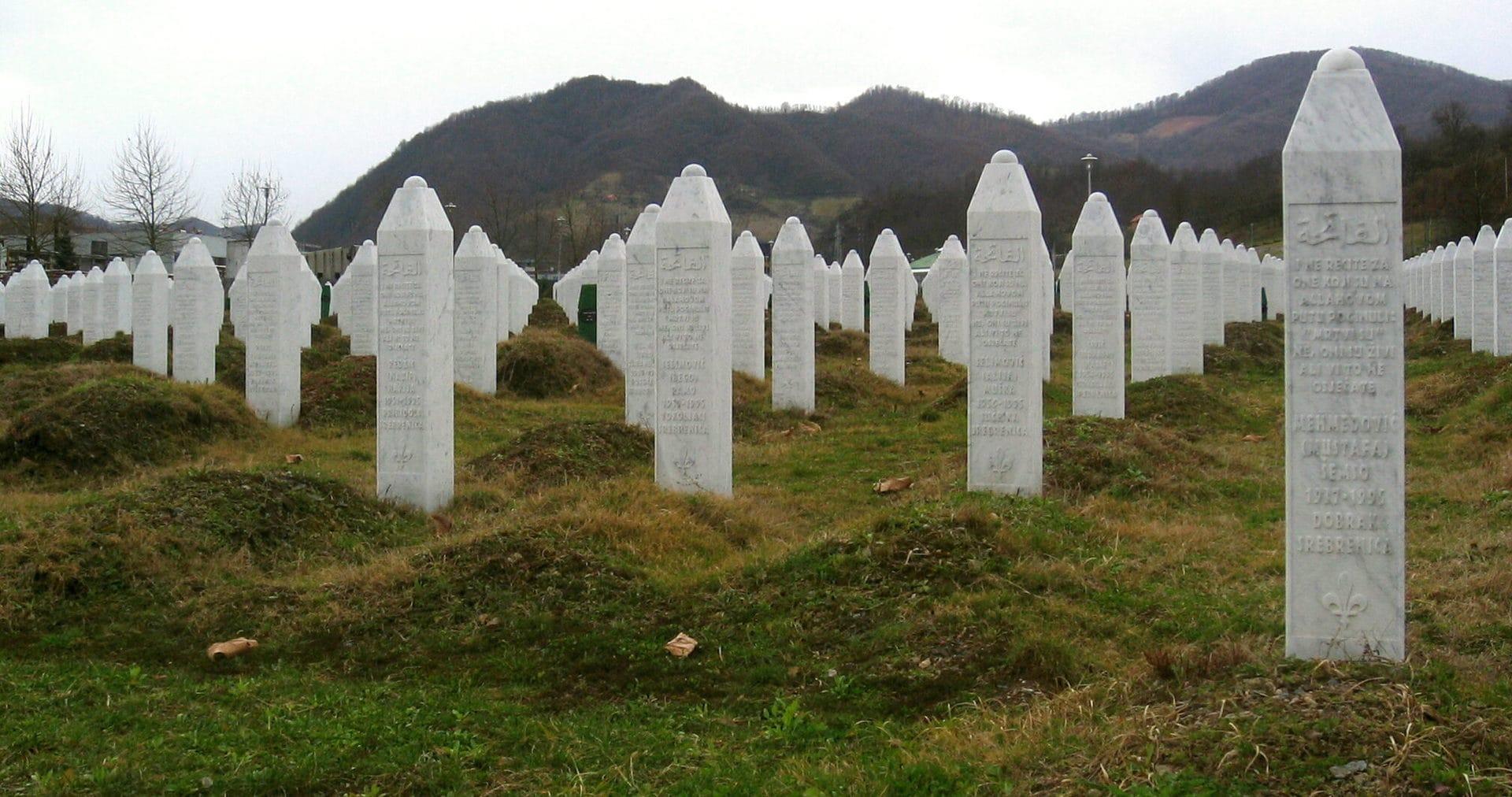 Studietur Sarajevo Srebrenica