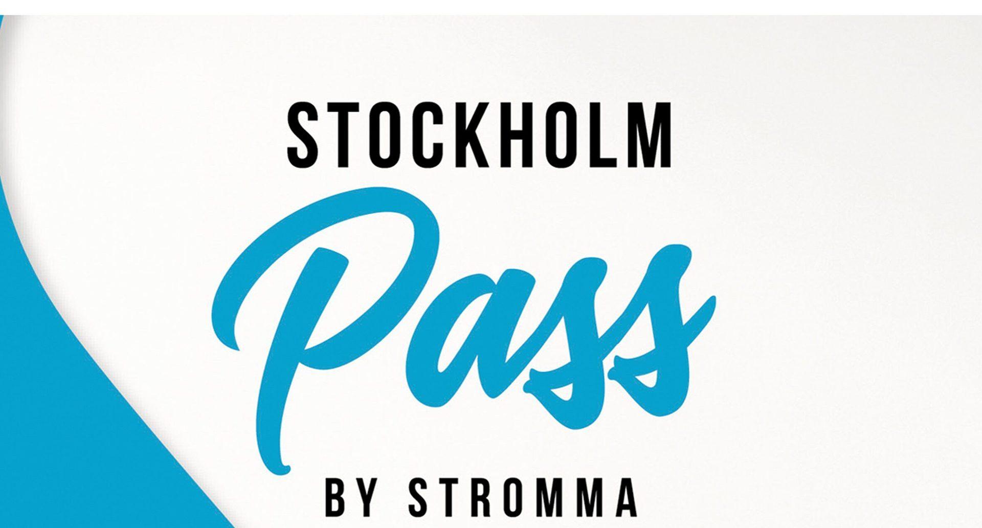 Studietur Stockholm Pass