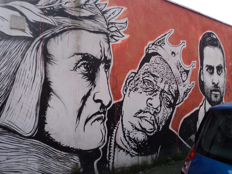 Street Art Tour Rom Studieprogran