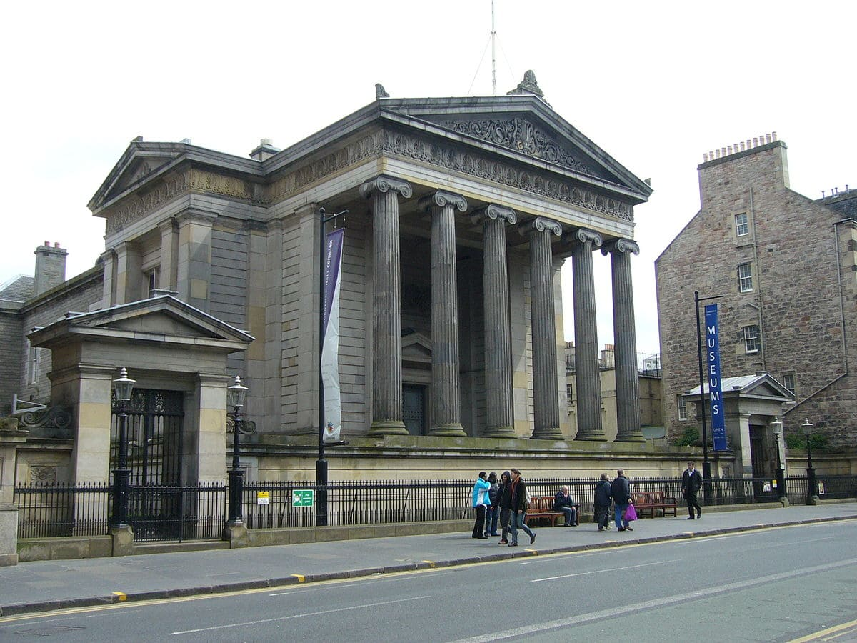 Studietur Edinburg Surgeons Hall