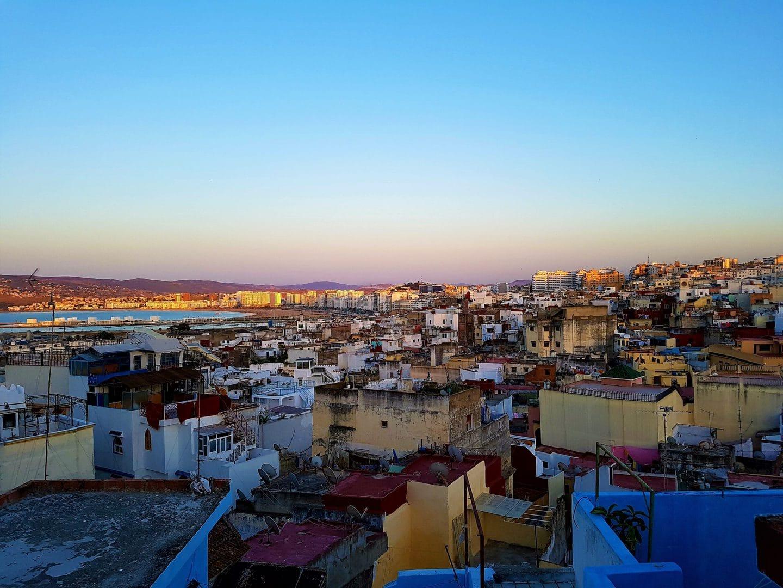 Studietur Malaga dagstur Tangier Marokko