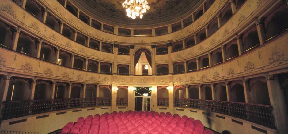 Studietur Firenze teater