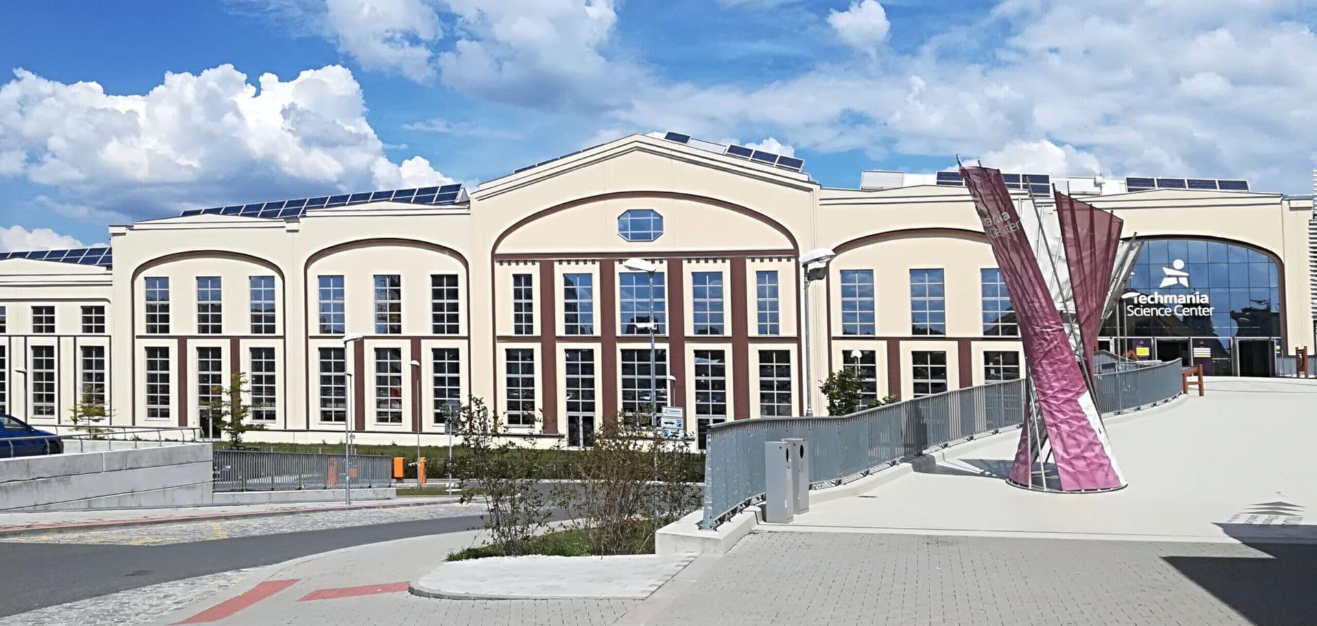 Studietur Prag Techmania Science