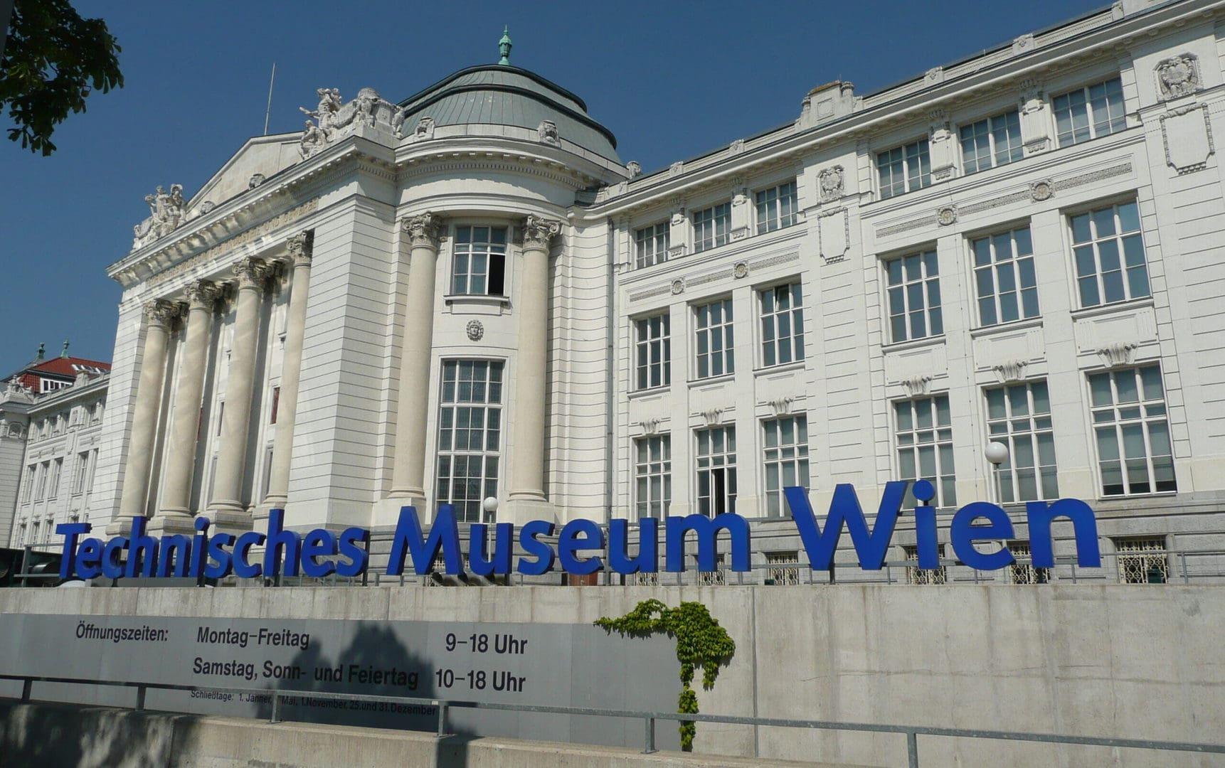 Studietur Wien Technisches Museum
