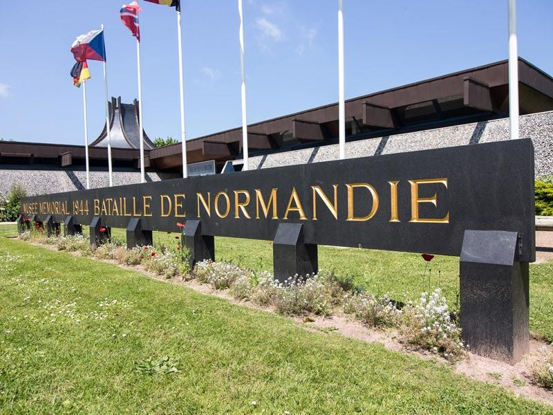 Studietur Normandiet Battle