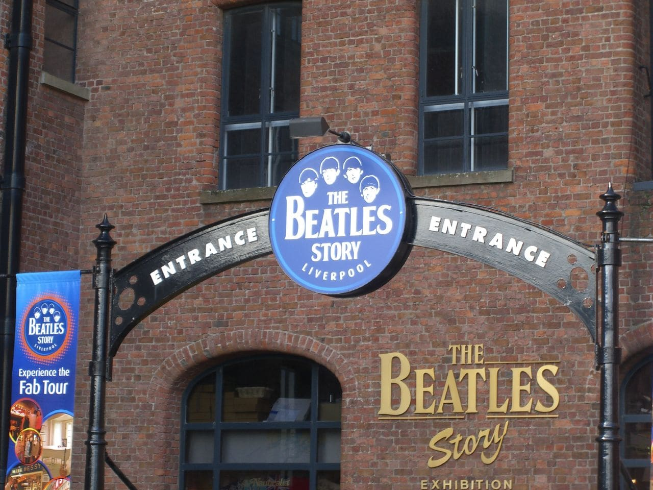 Studietur Liverpool The Beatles Story