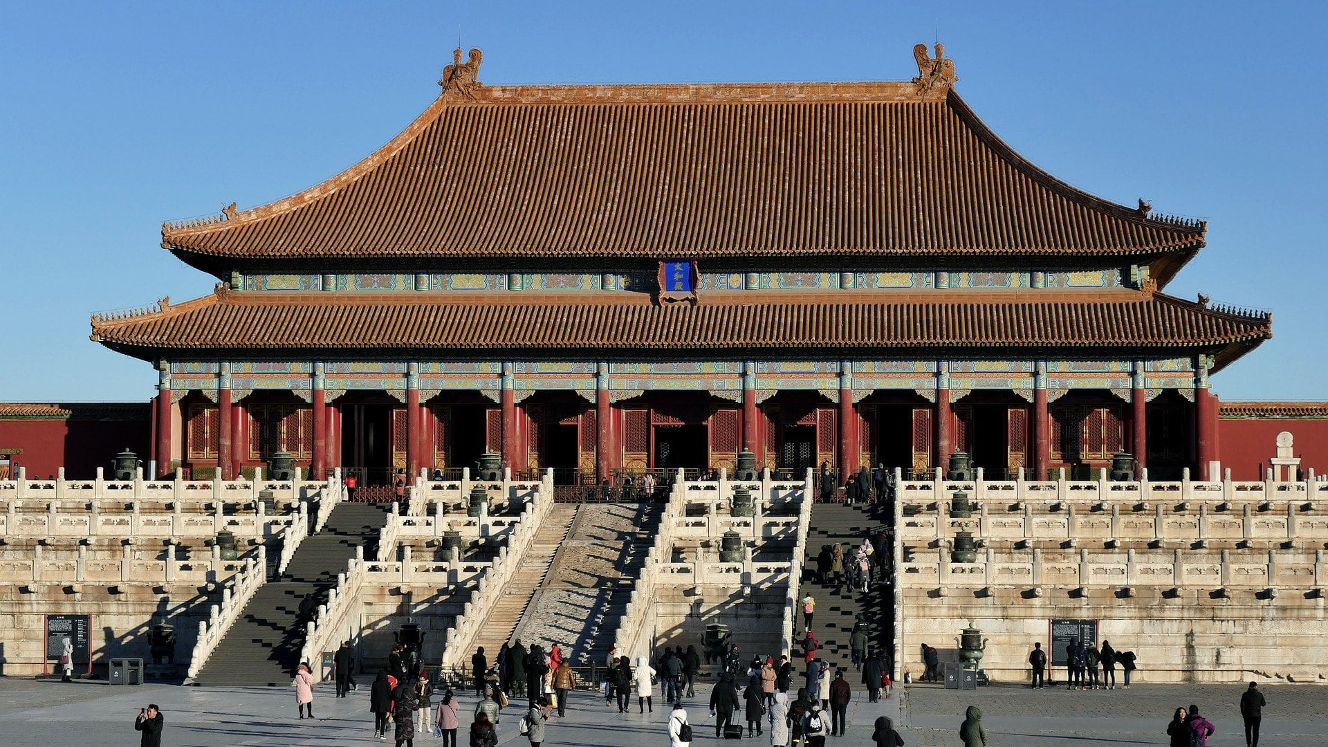 Tiananmen-pladsen