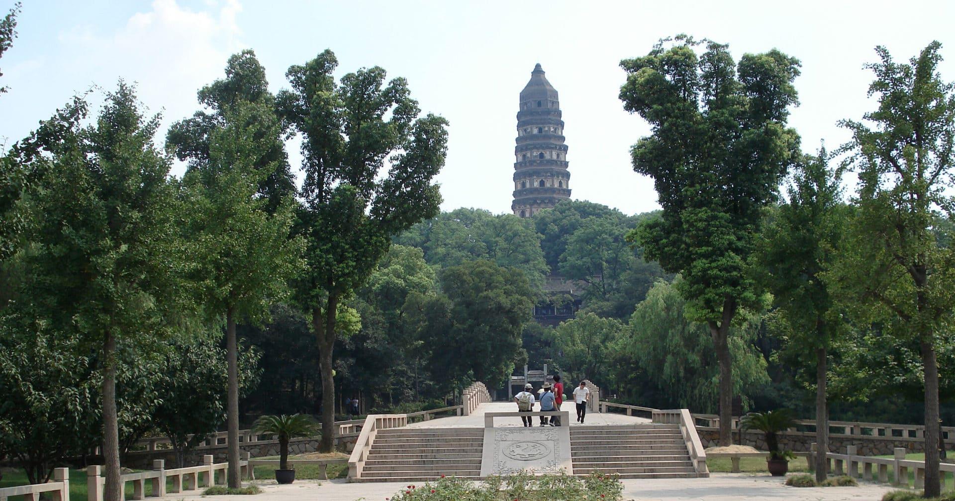 Studietur Shanghai Tiger Hill