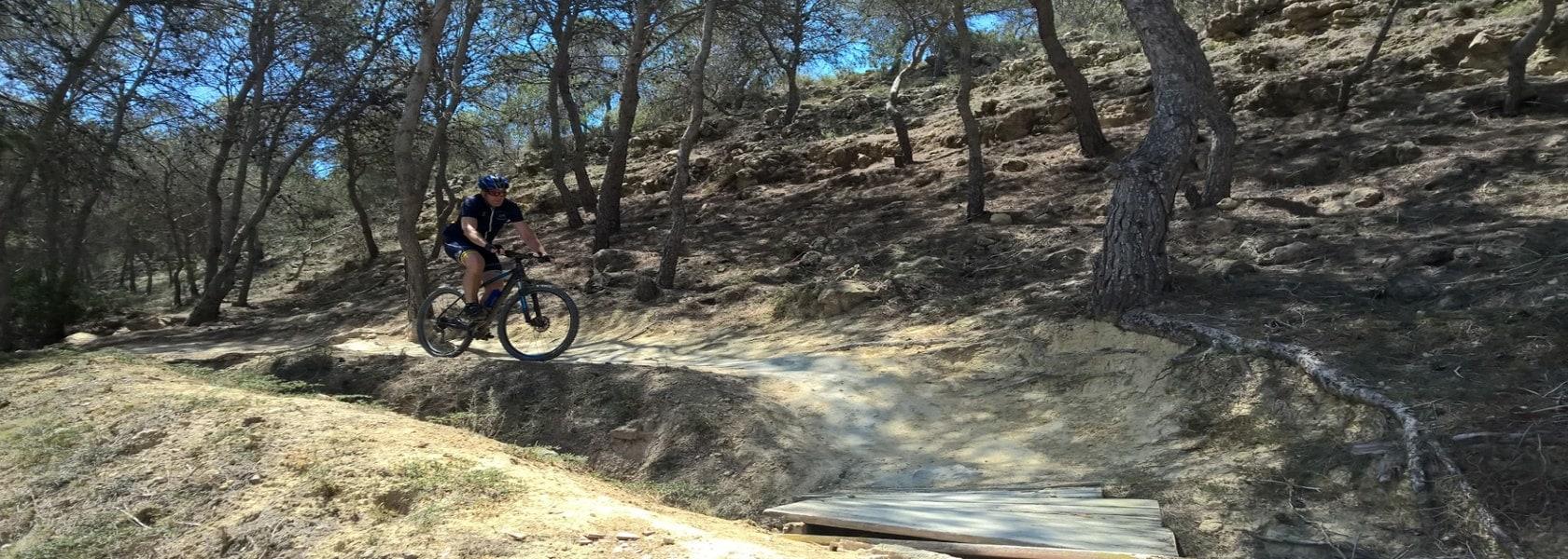 Studietur Torrevieja Mountain Bike