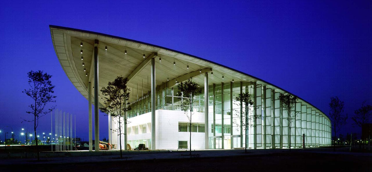 Studietur Valencia Convention Centre