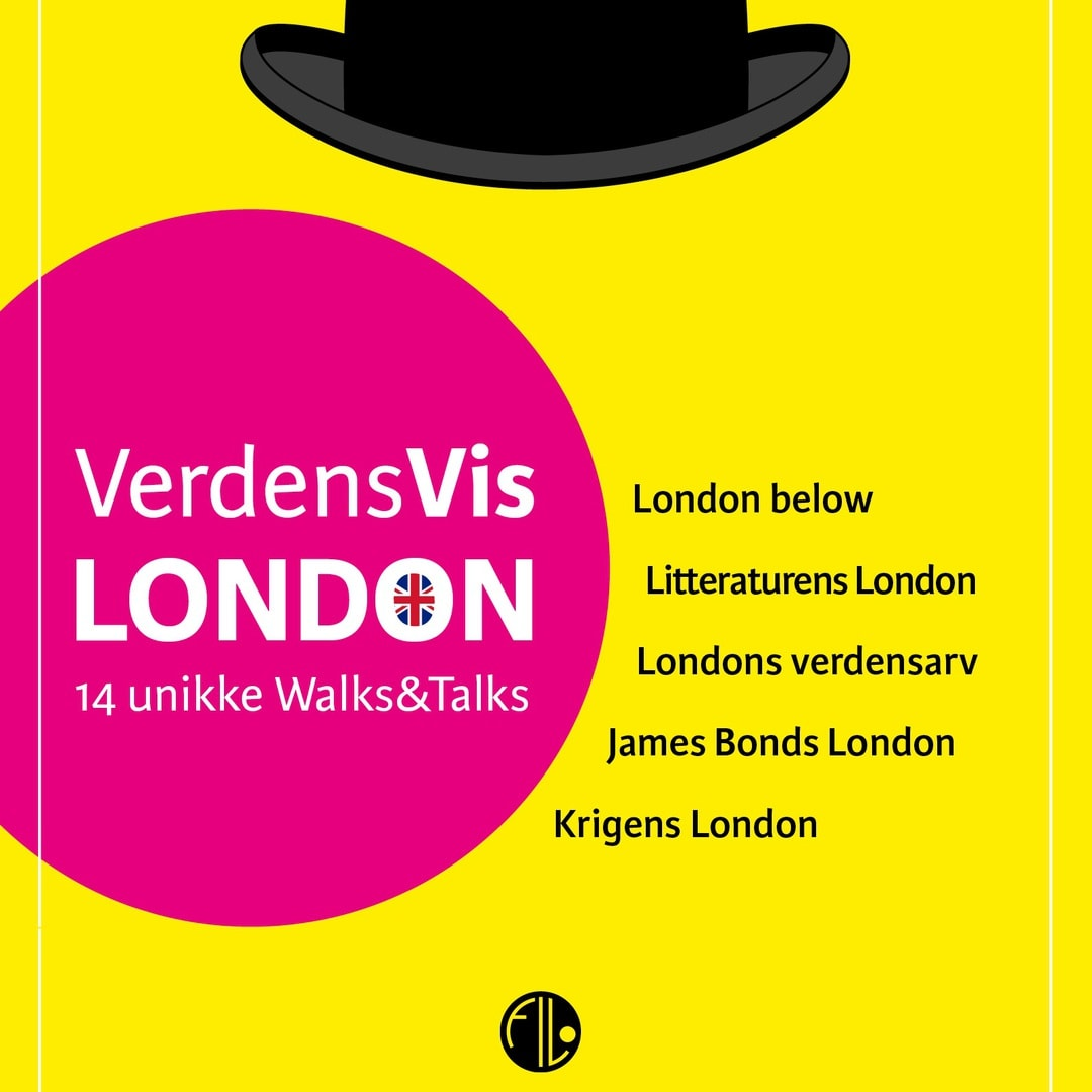 Studietur London VerdensvisLondon
