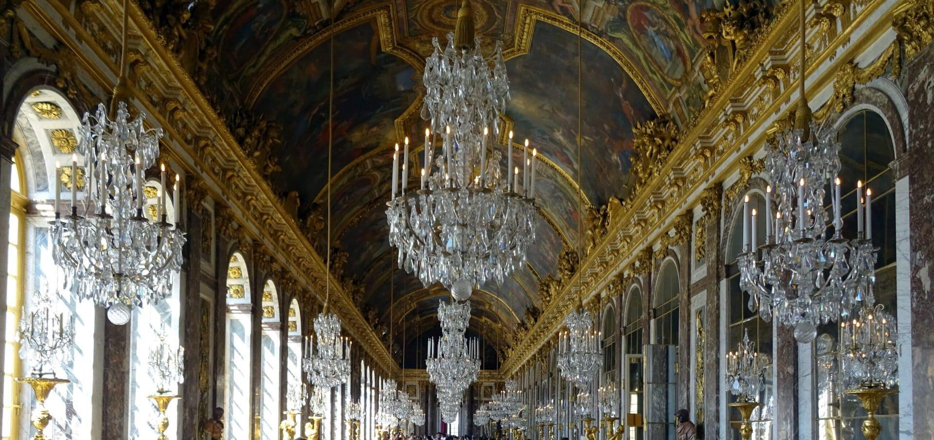 Studietur Paris Versailles