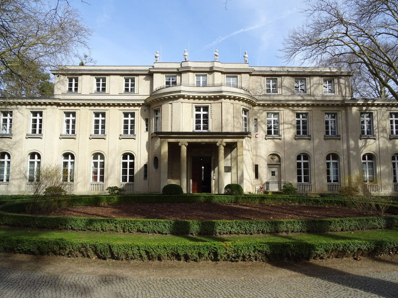 Studietur Berlin Wannseekonferenz