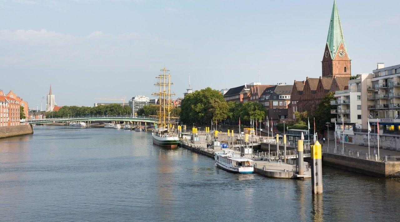 Studietur Bremen Weser