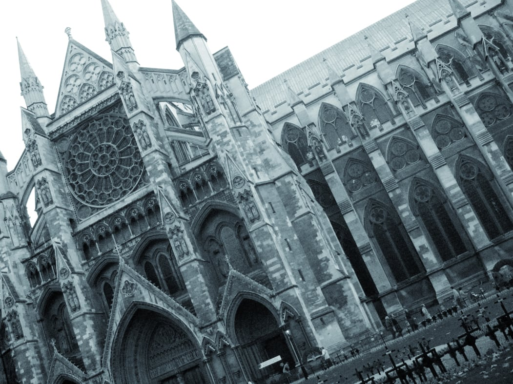 Studietur London Westminster Abbey