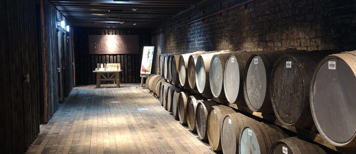 Studietur Edinburgh Whisky tønder