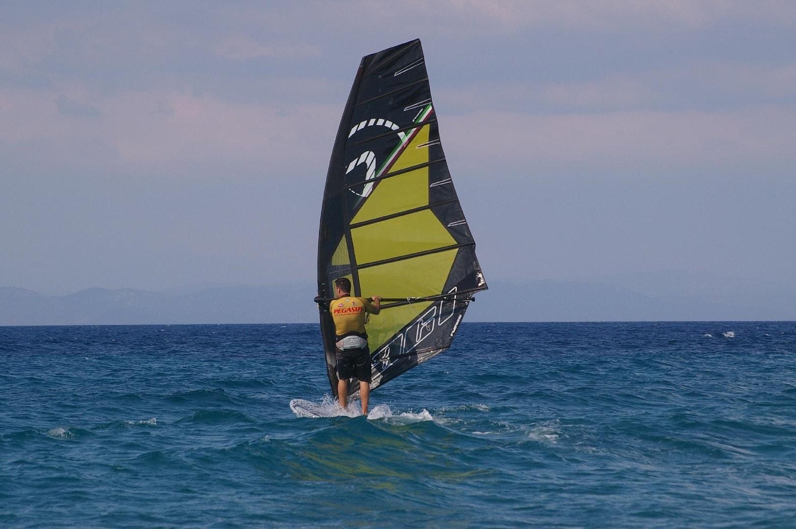 Windsurfing_Torrevieja_studierejser_alfatravel