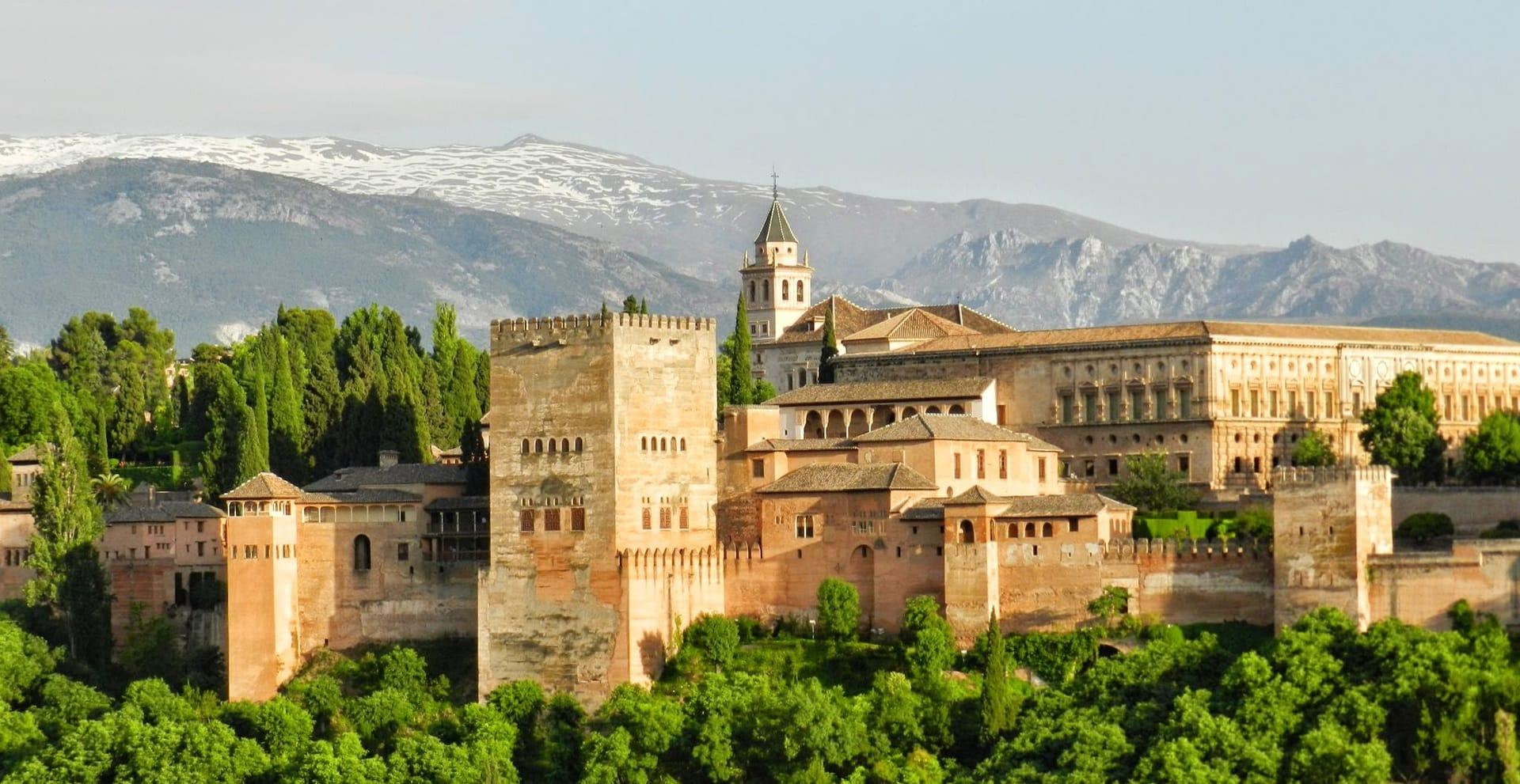 Studietur Granada Alhambra