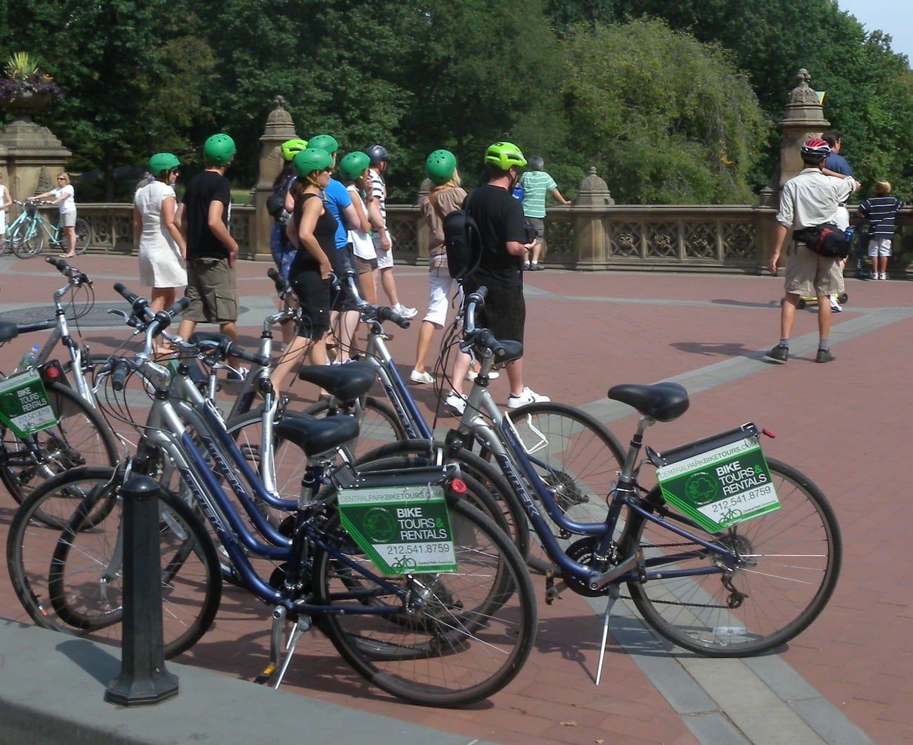 Studietur New York on Bike