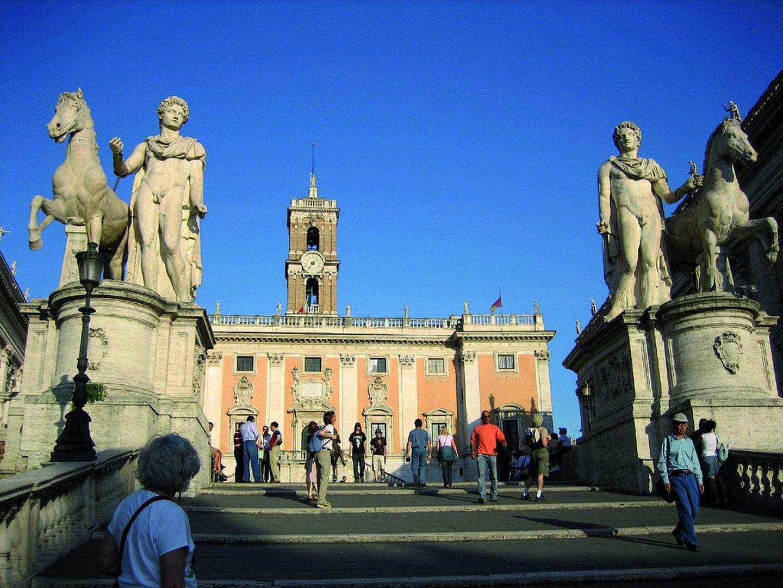 Capitol Rom Studiebesøg Sightseeing Musem