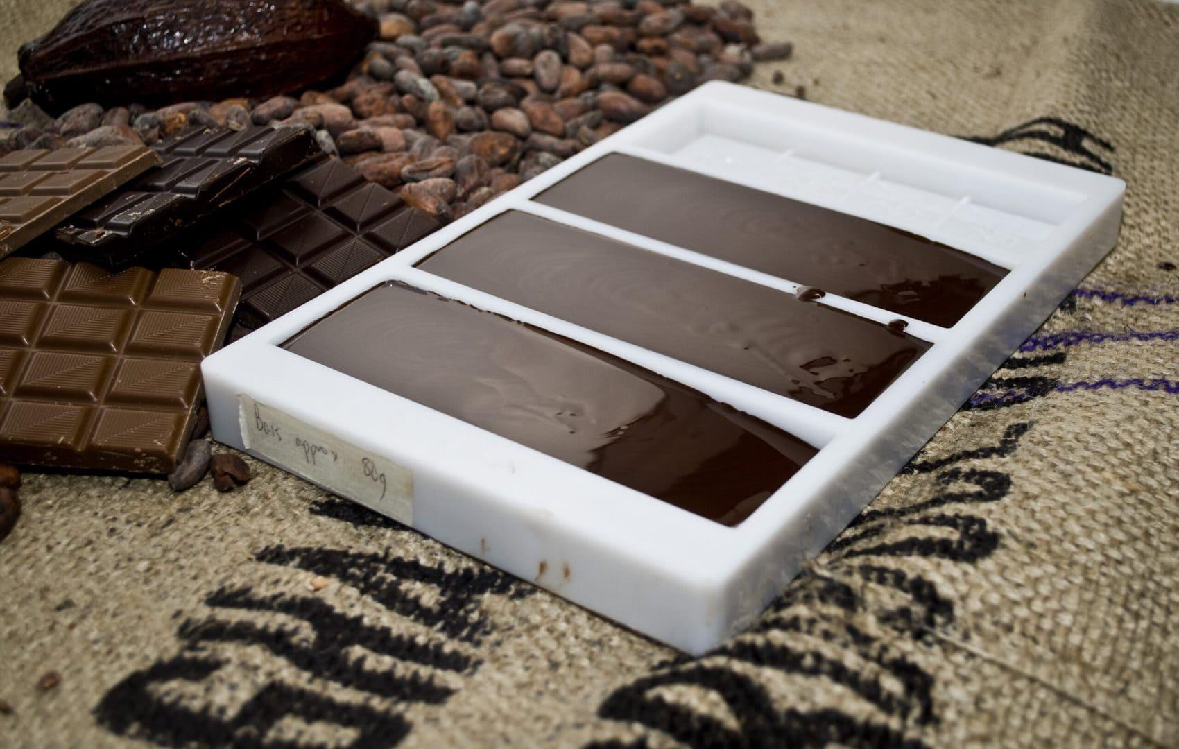 Studietur Dublin Chokolade