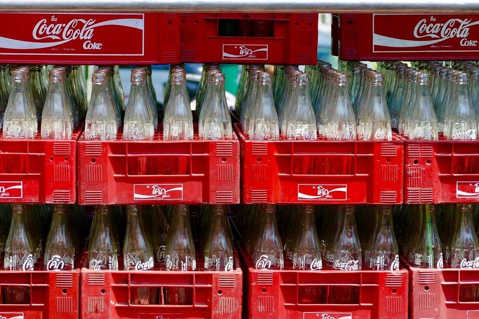 Studietur Dublin Coca Cola